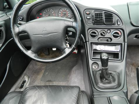 1999 Mitsubishi Eclipse Interior by 1999 Mitsubishi Eclipse Spyder Pictures Cargurus