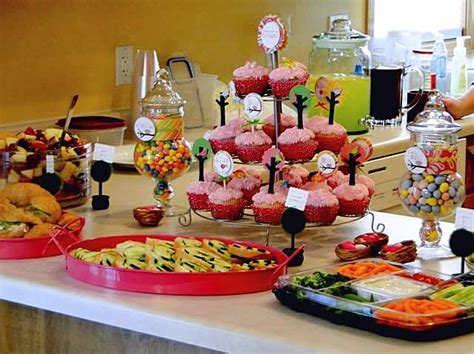 boy baby shower food ideas baby boy shower appetizers finger foods and beverages