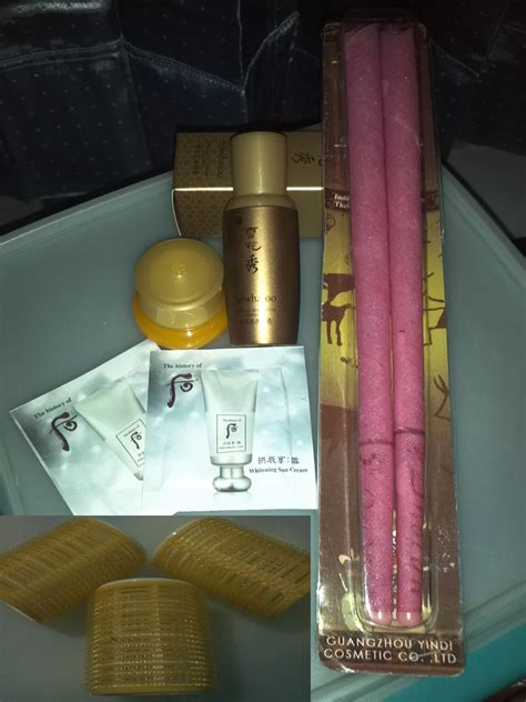 History Of Whoo Whitening Essence Sachet promo lebaran the history of whoo just lovely skincare
