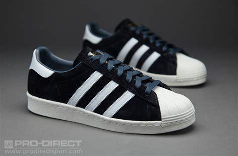 Sepatu Adidas Superstar White Gold adidas originals superstar 80s dlx suede black white gold www edmundgazeley co uk