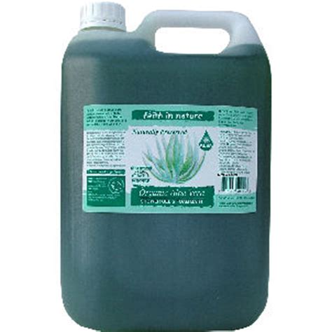 Bathtub Foam Products by Faith In Nature Shower Gel And Bath Foam Aloe Vera