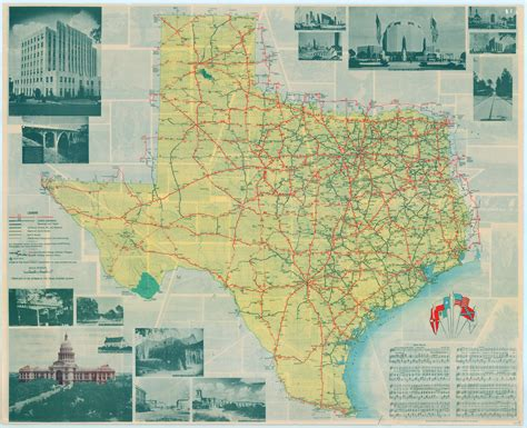 detailed texas map large scale detailed texas highway system map vidiani maps of all countries in one place