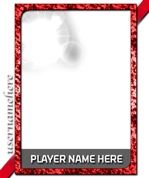 mut card template selling high quality mut15 card template and nba2k card