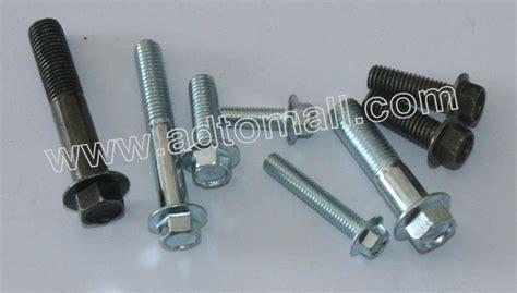 Quality Flange Bolt M6x15 grade 8 8 flange bolts high quality standard flange bolts