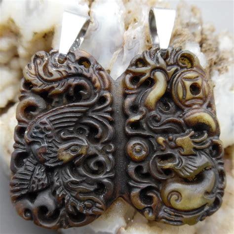 Gelang Giok Naga batu giok kuno naga merak dunia pusaka sakti