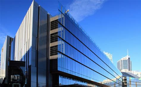 permasteelisa curtain wall anodised curtain wall cladding permasteelisa