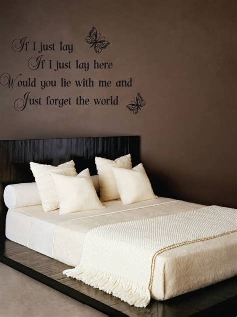 the love bed love this quote above the bed for the home pinterest