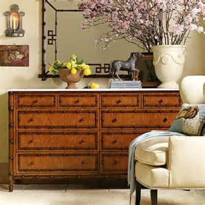 william sonoma bedroom furniture vignette design faux bamboo furniture