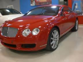 Used Bentley Cars For Sale 2004 Bentley Continental Coupe Used Car For Sale In