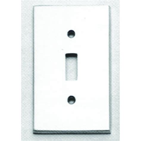 omnia 8012 s modern switchplate single