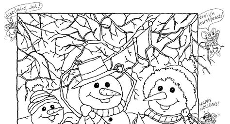 printable holiday hidden pictures hidden pictures publishing snowman hidden picture puzzle