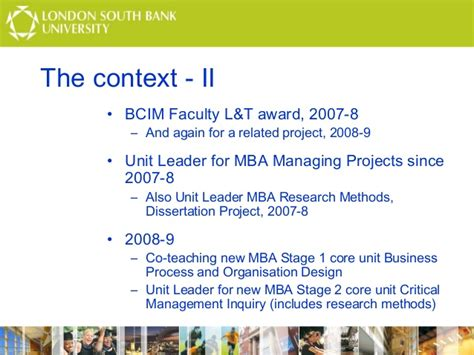 Mba 5401 Unit Viii Assessment by Collaborative Evaluation As Learning Lsbu 11 Dec2008