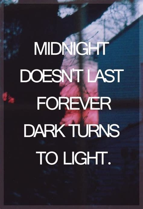 irresistible testo midnight doesn t last forever turns to light