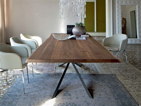 cattelan italia cattelan italia spyder wood table by philip jackson chaplins