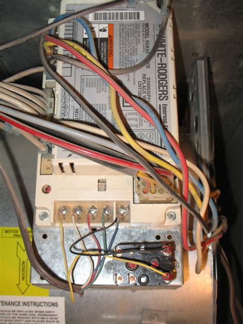 trane xe1000 capacitor size how do i locate the xe78 thermostat board that attaches