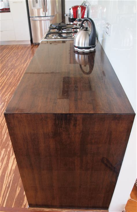 Bamboo Australia » Bamboo Timber Bench Tops