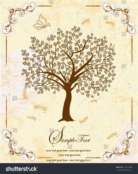 reunion invitation design vector family reunion invitation card stock vector 148279088