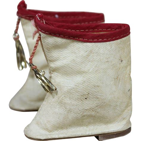 majorette boots vintage doll majorette boots from victorianretreat on ruby