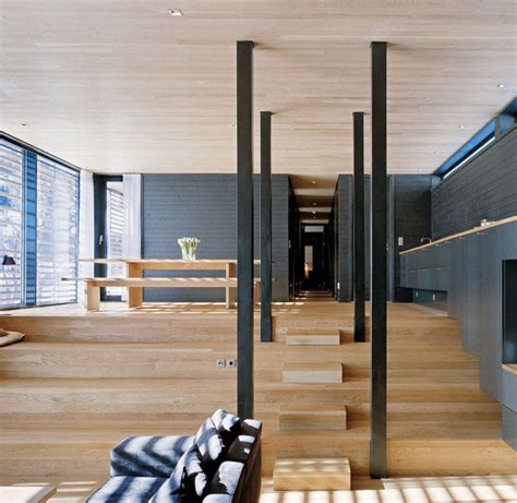 Contemporary Homes Designs contemporary mountain lodge in norway interiorzine