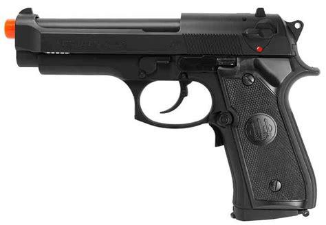 Korek Pistol Baretta Black beretta p92 fs electric airsoft pistol black aep airsoft gun