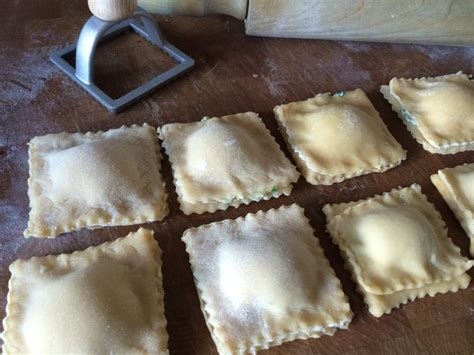 Handmade Pasta Without A Machine - how to make ravioli without a pasta maker the