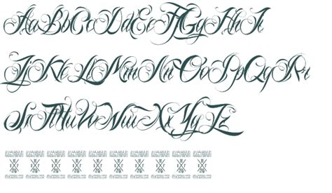 rare tattoo fonts tattoo lettering 10 by elynaamadeus tattoo lettering nina script font download free