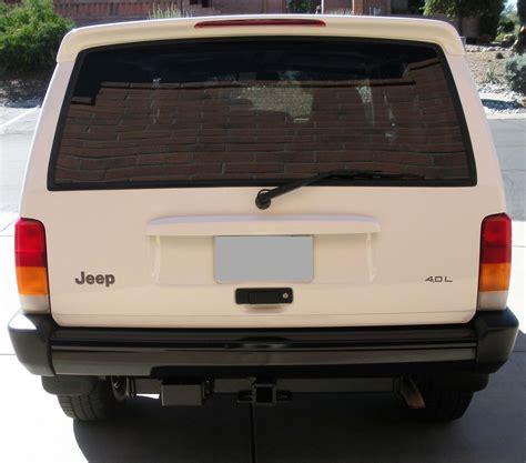 Jeep Spoiler Jeep Xj Custom Spoiler Spoilerlight Type Ii