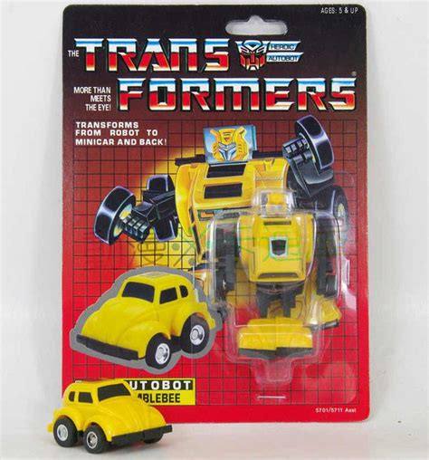 Transformers 3 Mini Autobots by Transformers G1 Autobot Mini Vehicle Warrior Bumblebee Re