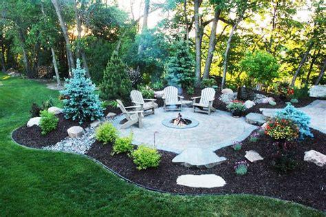 backyard fire pit area best outdoor fire pit seating ideas designrulz