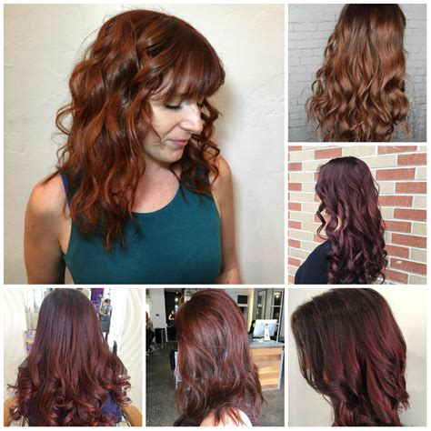 reddish brown hair color best hair color ideas trends in 2017 2018