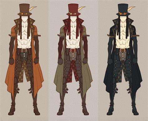 steampunk magic fabric