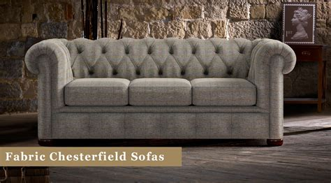 fabric chesterfield sofas uk timeless chesterfields