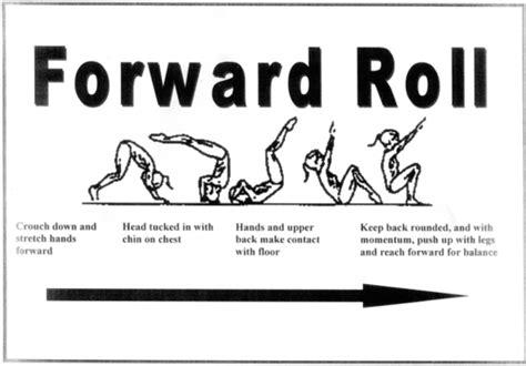 teach to roll forward backward roll reciprocal teaching cards by
