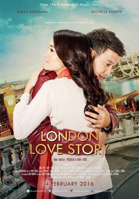 film london love story rilis film london love story rilis poster makin bikin baper