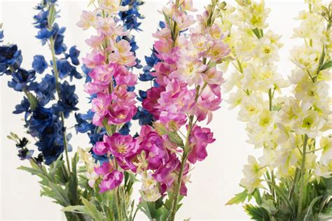 Wholesale Flowers by Artificial Flowers Wholesale Delphinium Stemstyle