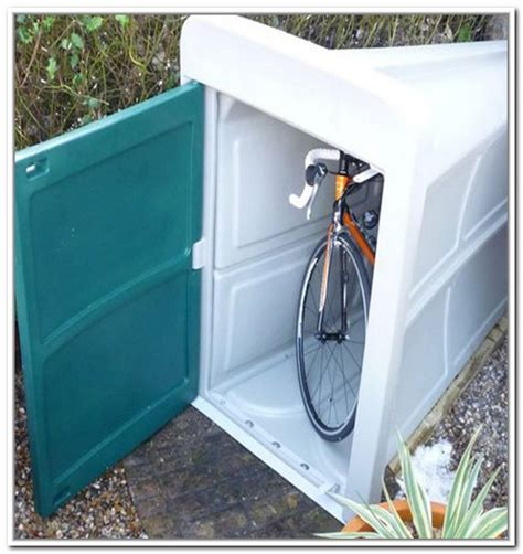 Bike Shed Australia by Bike Storage Shed Plastic Home Design Ideas
