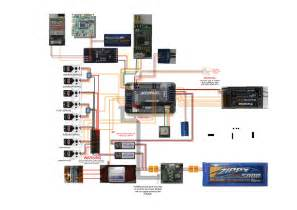 ubec wiring diagram q brain quadcopter wiring elsavadorla