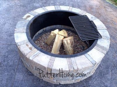 diy pit menards putter home 3 ashwell pit kit by menards easy to install outdoor rooms