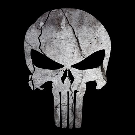jeep punisher wallpaper punisher skull cracked rock decal sticker