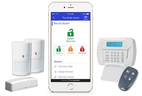 interactive security home automation adt security