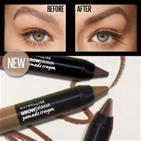 Maybelline Fashion Brow Ultra Fluffy maybelline brow drama crayon 1 blond co uk