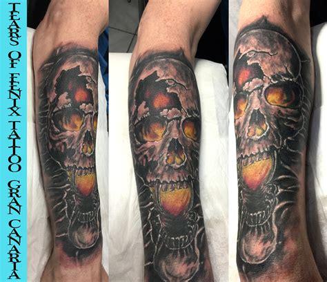 forehand tattoo tattoo maspalomas gallery tears of fenix tattoo studio