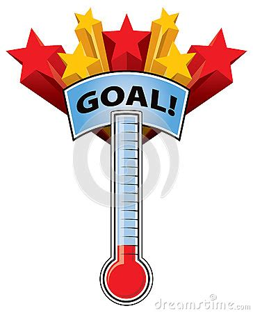 fundraising thermometer clip clipart panda free