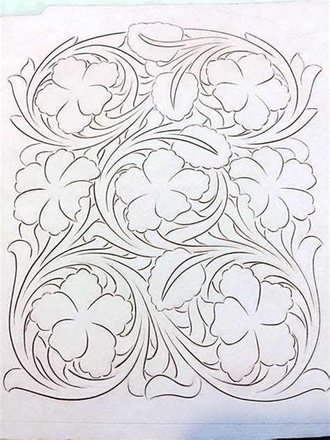drawing pattern on leather 1000 images about leather pattern on pinterest celtic