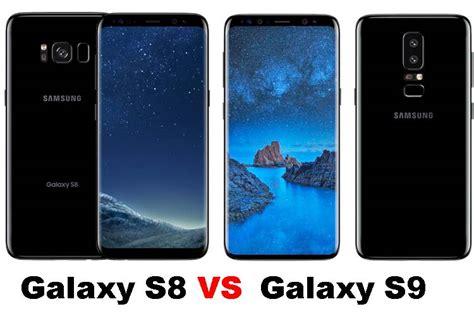 Samsung S8 S9 Samsung Galaxy S9 Vs Galaxy S8 Caseme Official