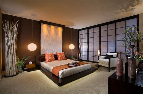 oriental bedroom ideas asian inspired bedrooms design ideas pictures