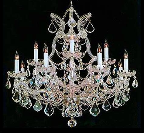Swarovski Chandelier Buy Theresa Swarovski Chandelier