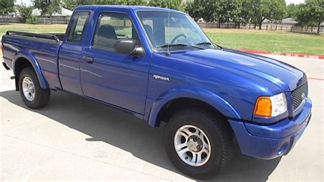 how it works cars 2003 ford ranger electronic toll collection 2003 ford ranger edge super cab automatic 73k miles clean youtube