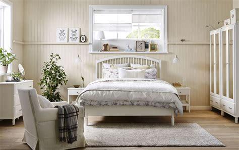 Girly Schlafzimmer by Ein Schlafzimmer Im Landhausstil Ikea