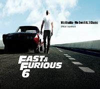 fast and furious we own it lyrics pochette de we own it fast and furious